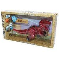 Stikbot Stikbot Mega Dino T Rex &Amp; Brontosaurus 2 Pack