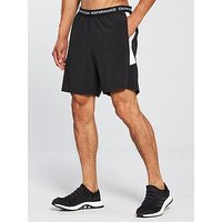 Calvin Klein Performance Performance Woven Shorts, Black, Size M, Men