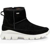 UGG Palomar Ankle Boot - Black, Black, Size 5, Women