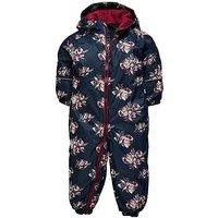 Regatta Regatta Baby Girl Printed Iii Splash Suit, Floral, Size 18-24 Months, Women