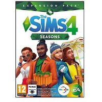 Pc Games The Sims 4 : Seasons Expansion Pack Download Code