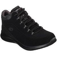 b0025216c66c Skechers Skechers Ultra Flex Just Chill Ankle Boot