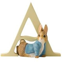 Peter Rabbit Alphabet Letters, W, Women