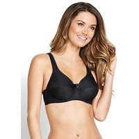 Fantasie Speciality Smooth Cup Bra, Black, Size 38Dd, Women