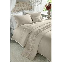 Product photograph showing By Caprice Lady Pearl Duvet Cover