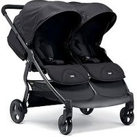 Mamas & Papas Armadillo Twin Pushchair, One Colour