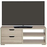 Product photograph showing Home Essentials - Zeus Tv Unit - Fits Up To 55 Inch Tv