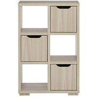 Product photograph showing Home Essentials - Zeus 2 X 3 Storage Unit