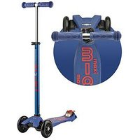 Micro Scooter Maxi Deluxe - Blue