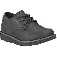 Timberland Radford Oxford shoe, Black, Size 4 Younger