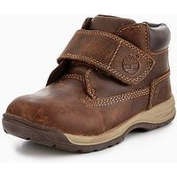 Timberland Timber Tykes Boots - Brown, Brown, Size 4 Younger