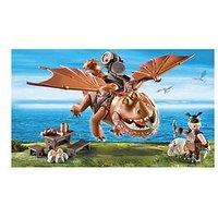 Playmobil Playmobil Dreamworks Dragons 9460 Fishlegs & Meatlug