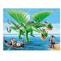 Playmobil Playmobil Dreamworks Dragon'S 9458 Ruffnut &Amp; Tuffnut Playset