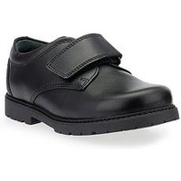 Start-rite Will Boys Bts Shoe, Black, Size 7 Younger