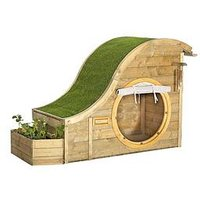 Plum Discovery Hideaway Playhouse