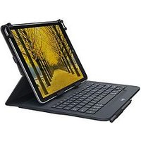 Logitech Universal Keyboard Folio - Uk Intnl