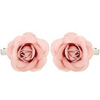 Mini V by Very Girls 2 Pack Pretty Rose Grips, One Colour
