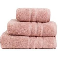 Product photograph showing Super Soft 600 Gsm Zero Twist Towel Range Ndash Blossom - Bath Towel