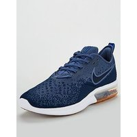 Nike Air Max Sequent 4, Navy/Blue, Size 7, Men