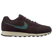 Nike MD Runner 2 SE, Burgundy/Green, Size 12, Men
