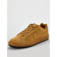 Nike Court Royale Suede, Wheat, Size 6, Men