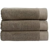 Christy Luxe Super Soft Luxury Turkish Cotton Bath Sheet 730Gsm - Hand Towel