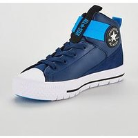 Converse Converse Chuck Taylor All Star High Street Lite Junior - Hi, Navy/White, Size 2