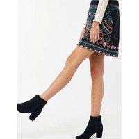 Monsoon Electra Embroidered Pelmet Skirt