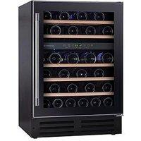 Hoover Hwcb60Uk 60Cm Wide Integrated Wine Fridge Cooler -
