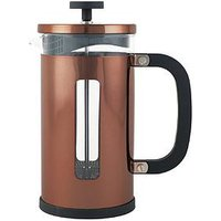 Kitchencraft Pisa 8 Cup Cafetiere - Copper