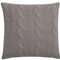 Product photograph showing Ideal Home Purl One Cushion