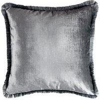 Ideal Home Verona Velvet Cushion