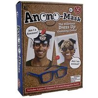 Anono Mask Game, One Colour, Women