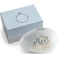 Just Married Nest Egg Money Bank, One Colour, Women