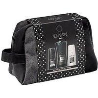 Lynx Black Washbag Gift Set, One Colour, Women