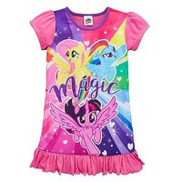 My Little Pony Nightie, Multi, Size Age: 7-8 Years, Women