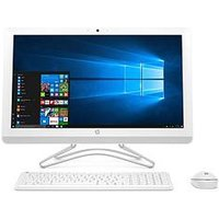 Hp 24-E035Na Intel&Reg; Core&Trade; I3, 8Gb Memory, 1Tb Storage 23.8In All In One Desktop Pc  - All In One With Microsoft Office