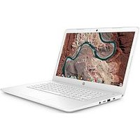 HP Chromebook 14 (White)