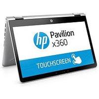 HP Pavilion x360 - 14-ba104na i5 14 Silver Convertible