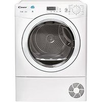 Candy Csvc8Lg 8Kg Load Condenser Sensor Tumble Dryer With Smart Touch - White