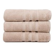 Product photograph showing Hotel Collection Luxury Ultra Loft Pima Cotton 800 Gsm Towel Range Ndash Natural