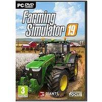 Pc Games Farming Simulator 19 - Pc