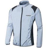 Force Reflect Jacket - Fluorescent Silver, Silver, Size Xl, Women