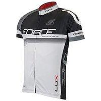 Force LUX Jersey - Black/White , White/Black, Size M, Women