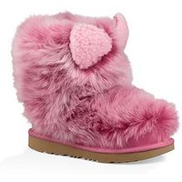 UGG Pinkipuff Classic ll Boot, Pink, Size 5 Older