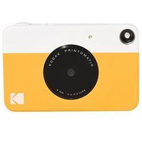 Kodak Printomatic Instant Camera With Optional 20 Pack Of