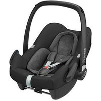 Maxi-Cosi Maxi Cosi Rock Group 0+ Isize Infant Carrier, Nomad Black