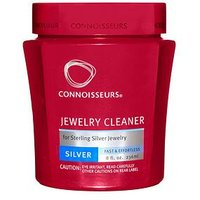 Connoisseurs Silver Jewellery Cleaner, One Colour, Women