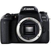 Canon Eos 77D Slr Camera Body Only - Black