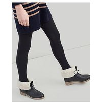 Joules Joules Lillian Jersey Full Length Legging, Navy, Size 14, Women
